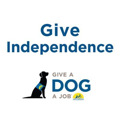 Donate to Canine Companions for Independence