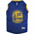 Golden State Warriors Dog Jerseys