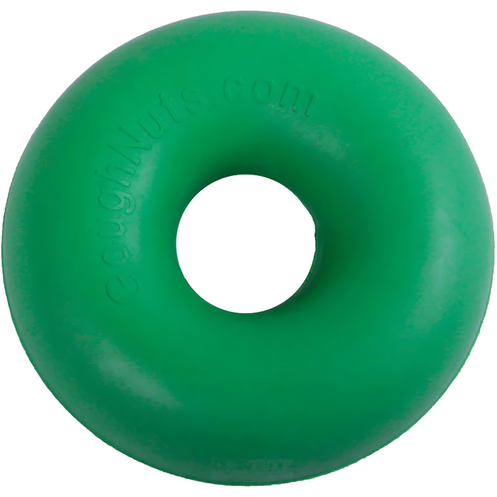 GOUGHNUTS-INDESTRUCTIBLE-TOY-ORIGINAL-GREEN