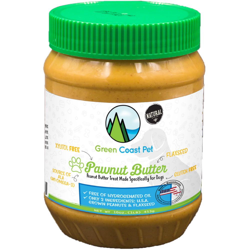 Green Coast Pet Pawnut Butter for Dogs (16 oz) im test