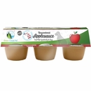 Green Coast Pet Unsweetened Applesauce for Dogs (6 Pack)