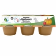 Green Coast Pet Unsweetened Applesauce with Pumpkin for Dogs (6 Pack)