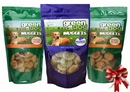 Green Pet Dog Nuggets