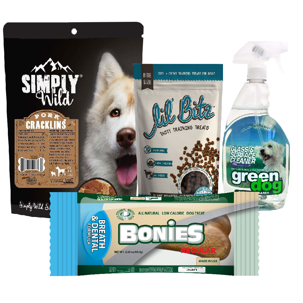 Green Pet Gift Pack for Medium to Large Dogs im test