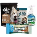 Green Pet  Gift Pack for Medium to Large Dogs