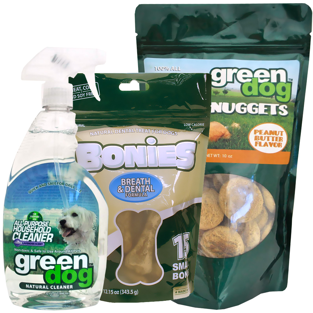 Green Pet Gift Pack for Small Dogs im test