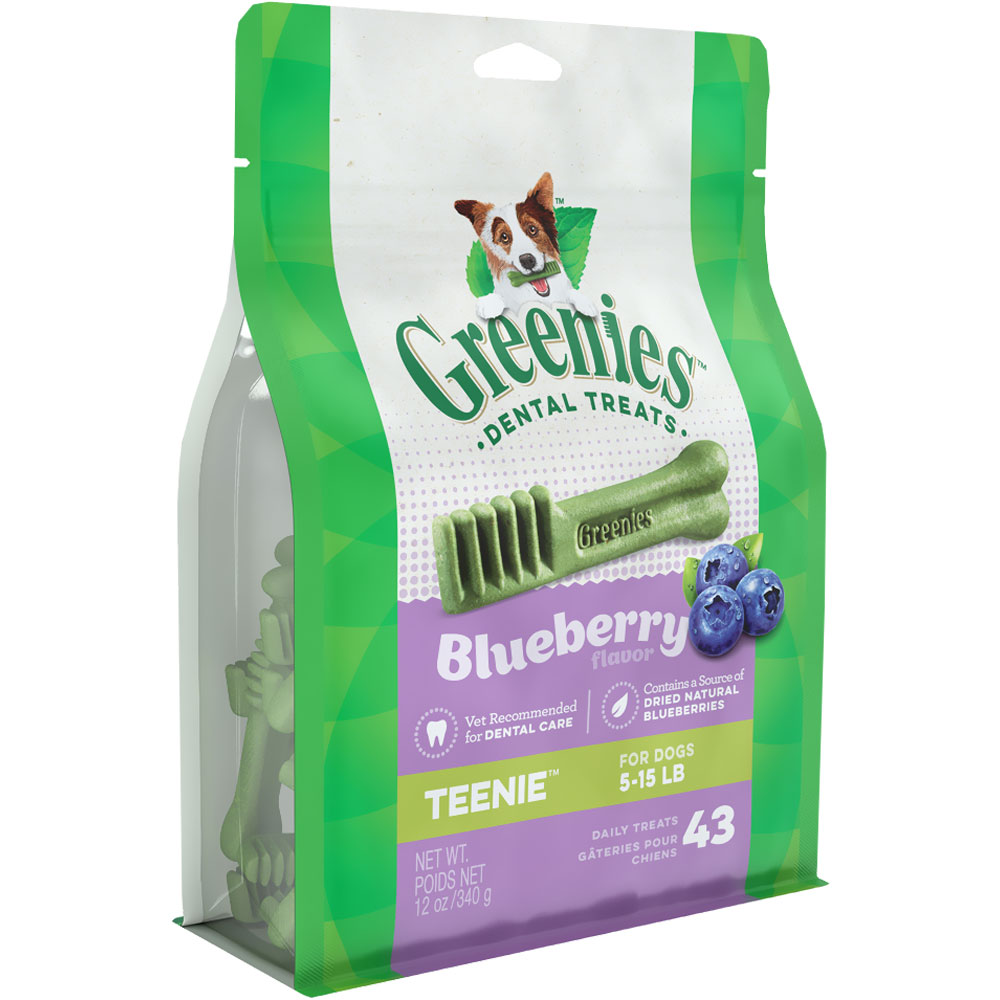 Greenies Blueberry - Teenie 12oz (43 Bones) im test