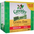 Greenies Grain Free - Regular 36oz (36 Bones)