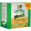 Greenies Grain Free - Teenie 36oz (130 Bones)