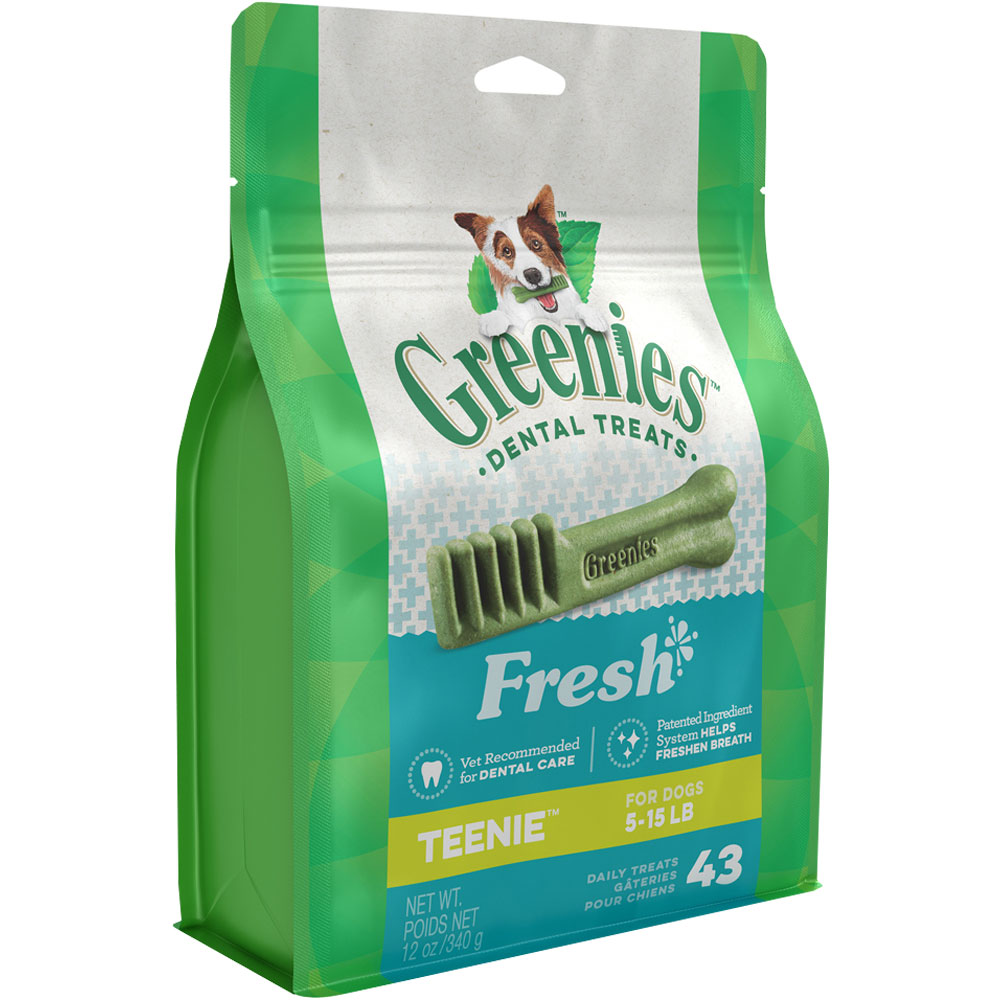 Greenies Fresh - Teenie 12 oz (43 Bones) im test