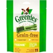 Greenies Grain-Free - Teenie 3oz (11 Bones)
