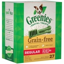 Greenies Grain Free - Regular 27oz (27 Bones)
