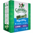 Greenies Hip & Joint Care - Large 27oz (17 Bones)