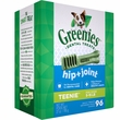 Greenies Hip & Joint Care - Teenie 27oz (96 Bones)