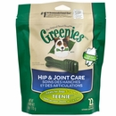 Greenies Hip & Joint Care Dental Chew - Teenie (22 Bones)