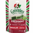 Greenies Holiday Freshmint - Regular 6oz (6 Bones)