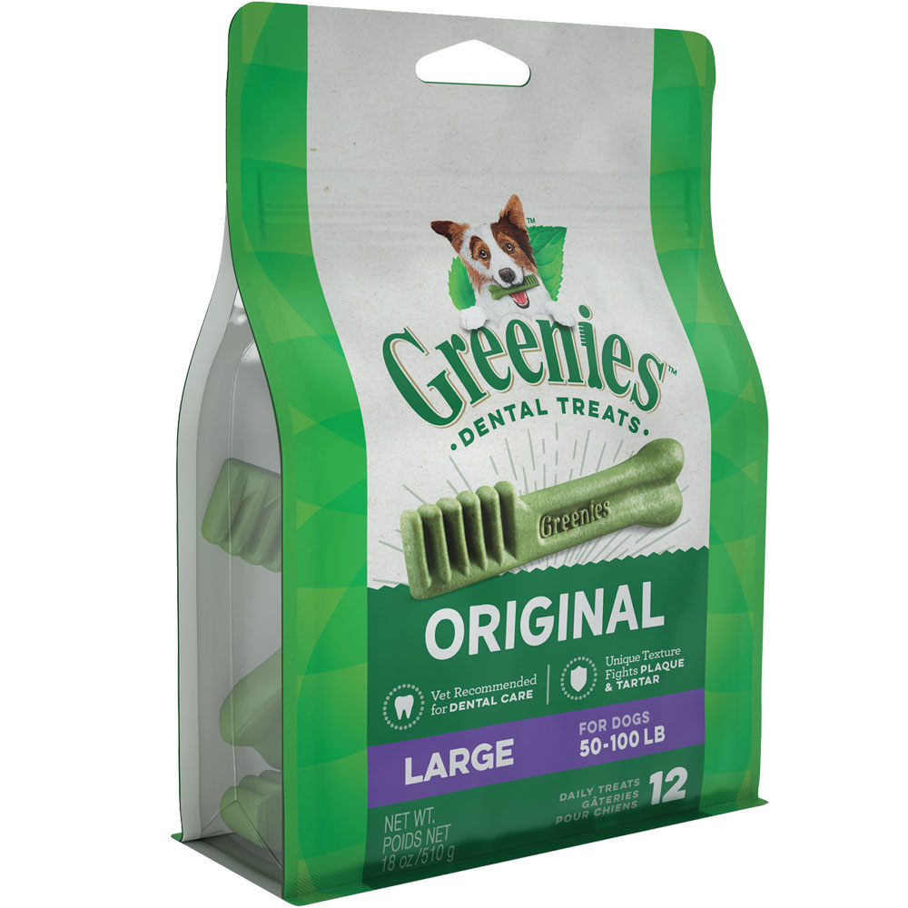 Greenies - Large 18oz (12 Bones) im test
