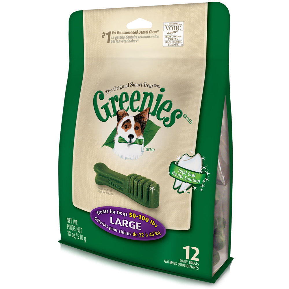 GREENIESLARGE18OZ