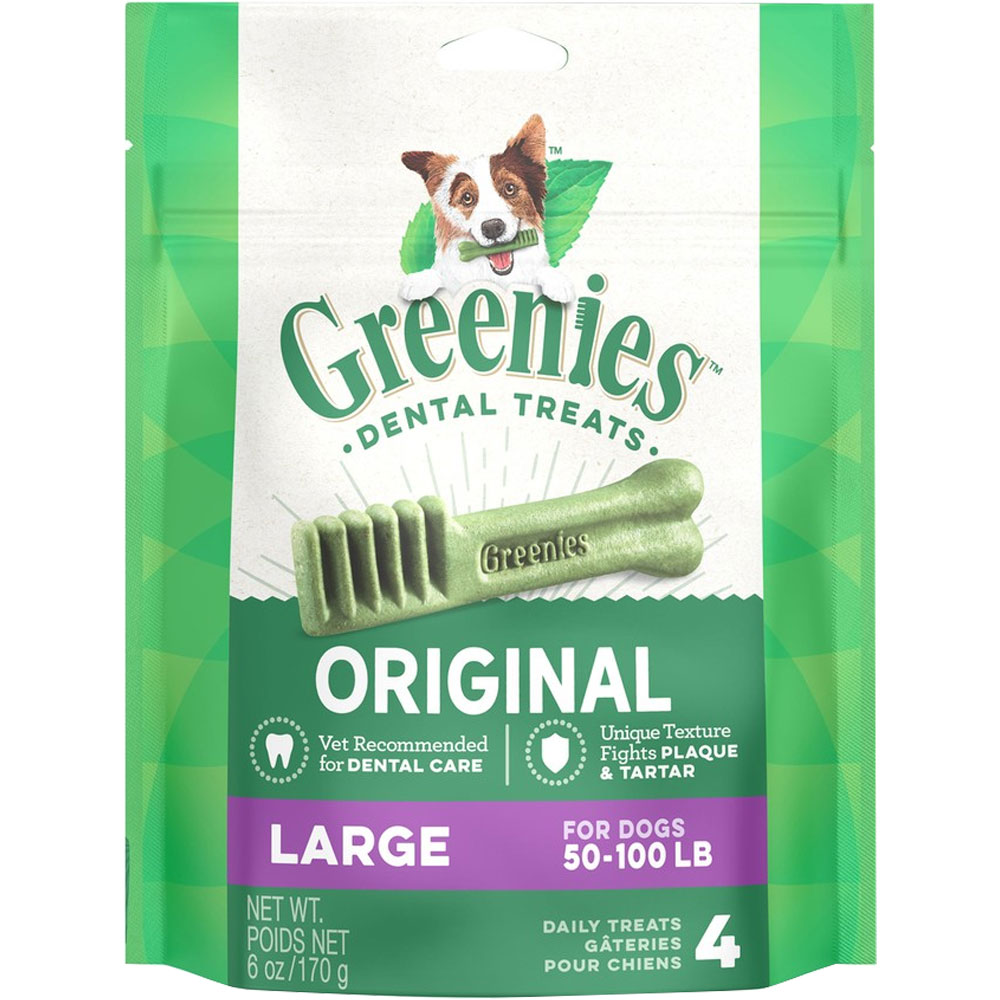 Greenies - Large 6oz (4 Bones) im test