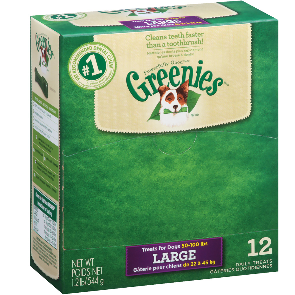 GREENIES Mini-Me - Merchandiser Large (12 count) im test