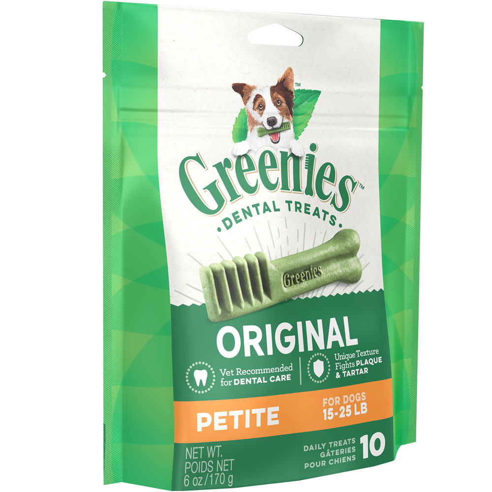 Greenies - Petite 6 oz (10 Bones) im test