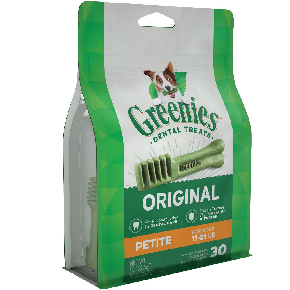 Greenies - Petite 18oz (30 Bones) im test