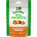 Greenies Pill Pockets Tablet Dog Treats - Cheese Flavor 3.2 oz (30 count)