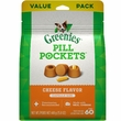 Greenies Pill Pockets Value Pack - Cheese Flavor 15.8 oz (60 count)