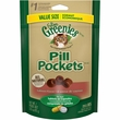 Greenies Pill Pockets Value Size - Salmon Flavor 3oz (85 count)