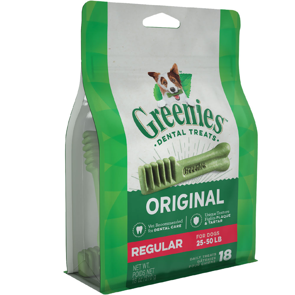 Greenies - Regular 18 oz (18 Bones) im test