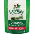 Greenies - Regular 6oz (6 Bones)