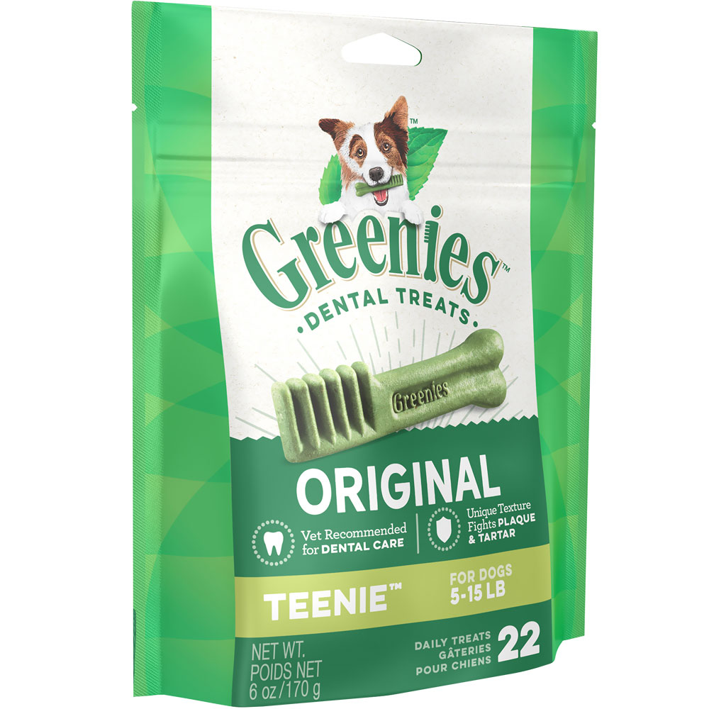 Greenies - Teenie 6oz (22 Bones) im test