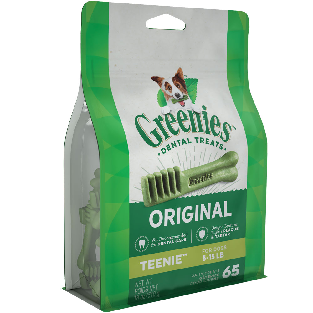 Greenies - Teenie 18oz (65 Bones) im test