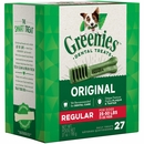 Greenies - Regular 27oz (27 Bones)