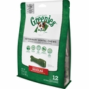 Greenies Veterinary Dental Chews - REGULAR 12 oz (12 chews)