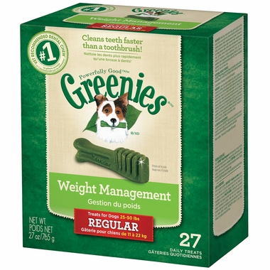 GREENIES-WEIGHT-MANAGEMENT-TREAT-PAK-REGULAR-27-OZ