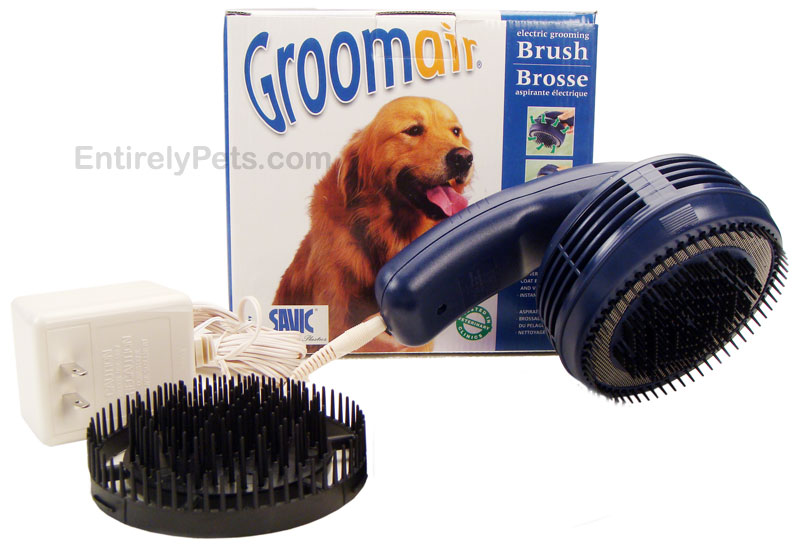 Image of GroomAir Electric Grooming Brush