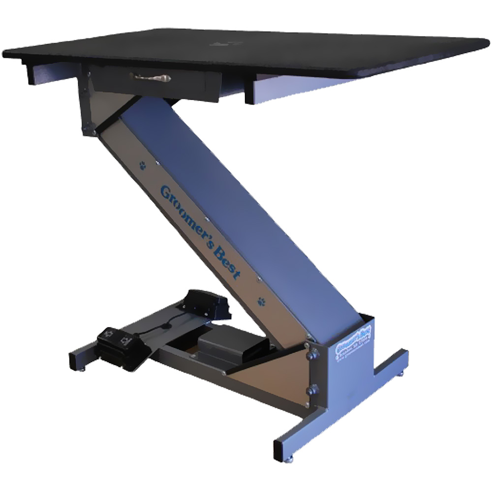 "Image of ""Groomer's Best Electric Low Profile Table - 24""""x44"""""""