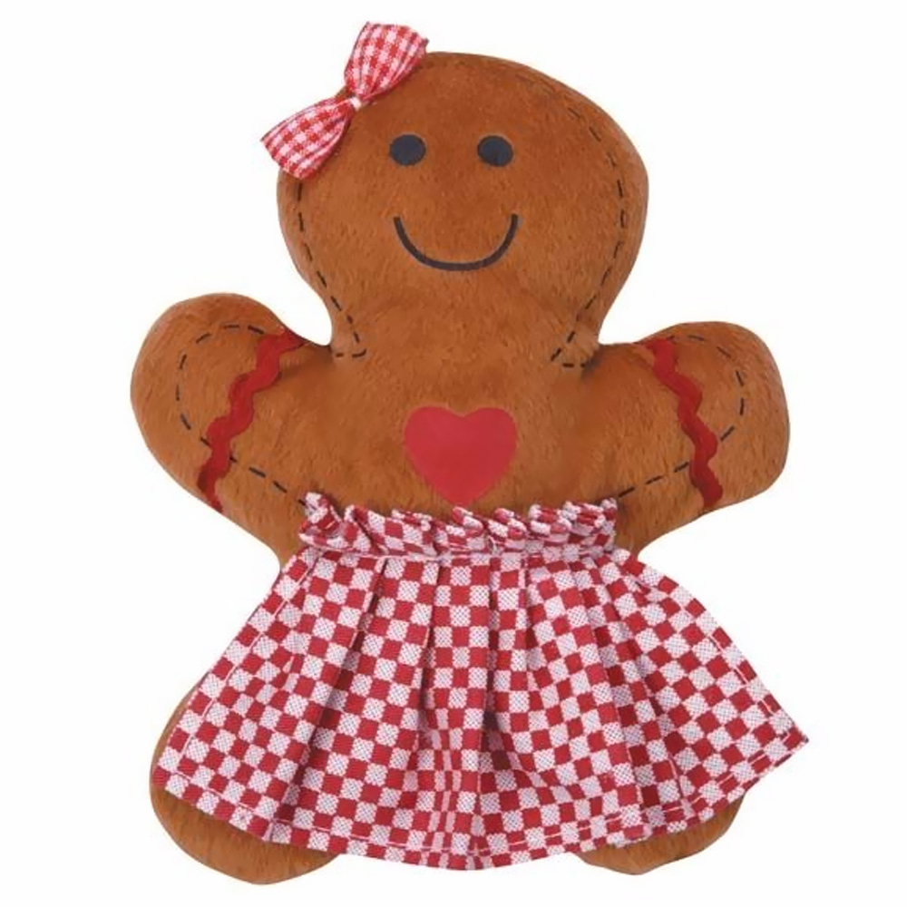 GRRIGGLES-GINGHAM-GINGERBREAD-TOY-GIRL