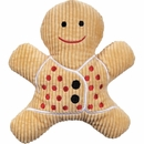 Grriggles Scented Gingerbread Men Vest Brown