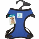 Guardian Gear Cool Pup Reflective Harness XXLarge - Light Blue