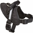 Guardian Gear Excursion Dog Harness - Black (20-26In)