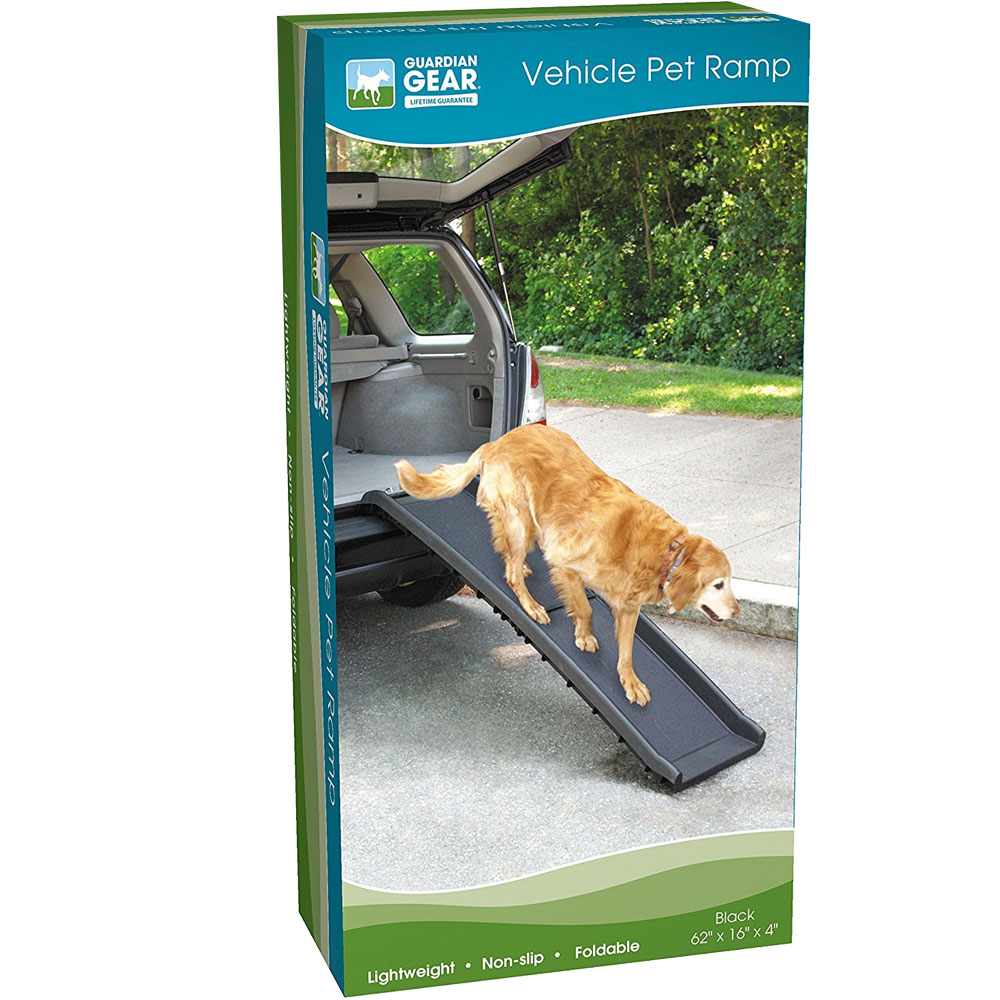 GUARDIAN-GEAR-VEHICLE-PET-RAMP-BLACK