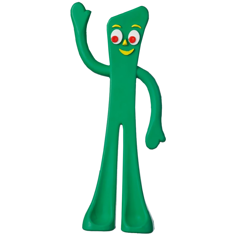 Gumby (9 inches) im test