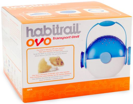 Habitrail Ovo Transport Unit from EntirelyPets