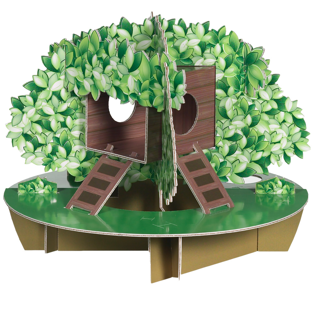 Habitrail Ovo Tree House for Hamsters im test