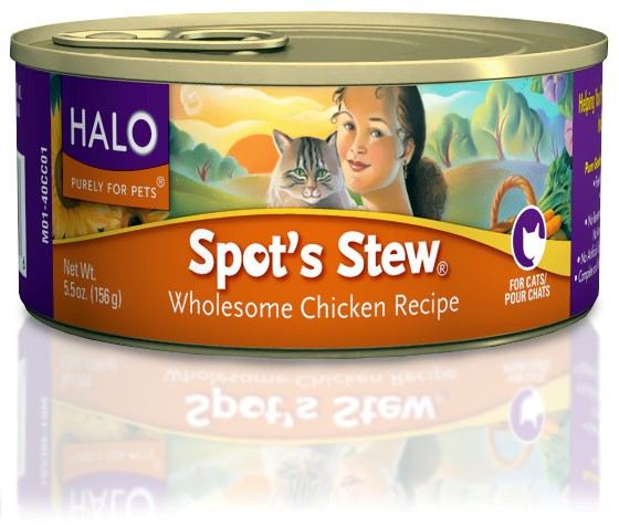 HALO-WET-CAT-FOOD