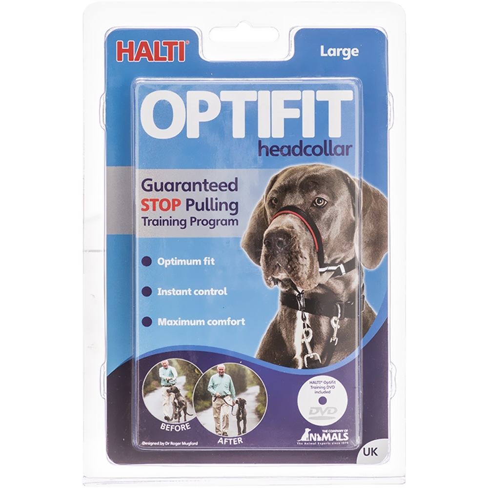 HALTI OptiFit Head Training Collar - Large im test