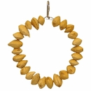 Happy Beaks Toy - Almond Nut Ring
