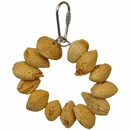Happy Beaks Toy - Almond Nut Ring Jr.